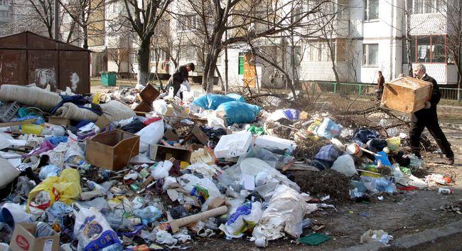 """Садовий, бережись!!! Львів'яни знайшли """"вихід"""" як позбутися сміття"""