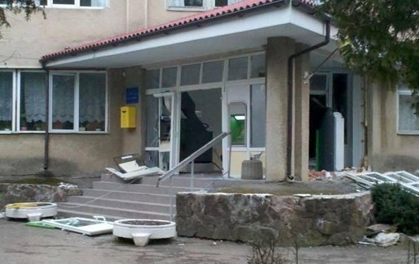 На Львівщині невідомі підірвали банкомат і викрали 187 тисяч гривень! Деталі ШОКУЮТЬ!