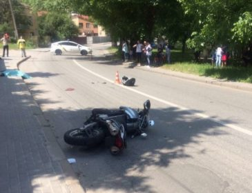 Два мотоциклісти влаштували смертельну ДТП у Львові! Важко дивитись без сліз (ФОТО)