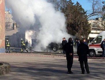 ТЕРМІНОВО! У центрі Києва пролунав потужний вибух! Шокуючі подробиці і перші фото!