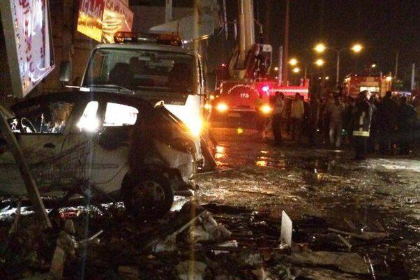 ТЕРМІНОВО! У великому місті стався вибух у гіпермаркеті! Наслідки лиха, важко описати словами!