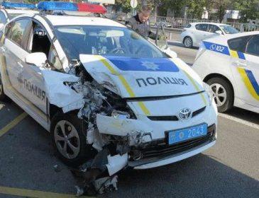 Шокуюча аварія!!! Як у кіно: погоня, поліцейські, ДТП ( Фото)