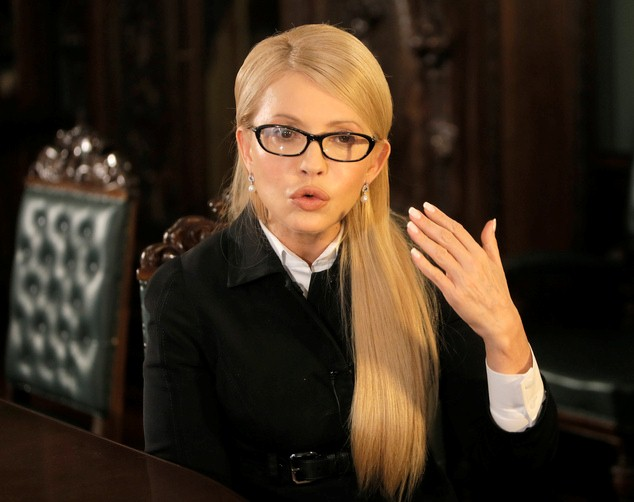 Стильна штучка! Юлія Тимошенко вразила всіх на повал новим образом!