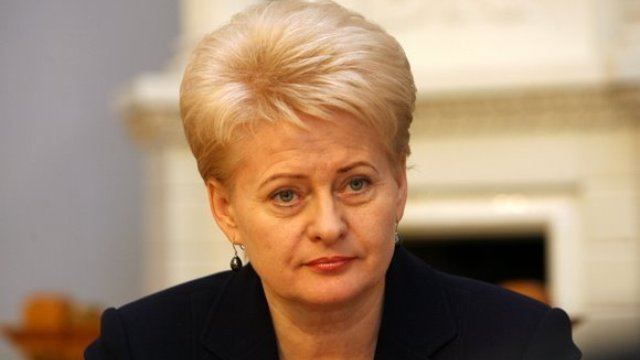 Президент Литви вразила своїми словами про Україну! Має знати кожен!