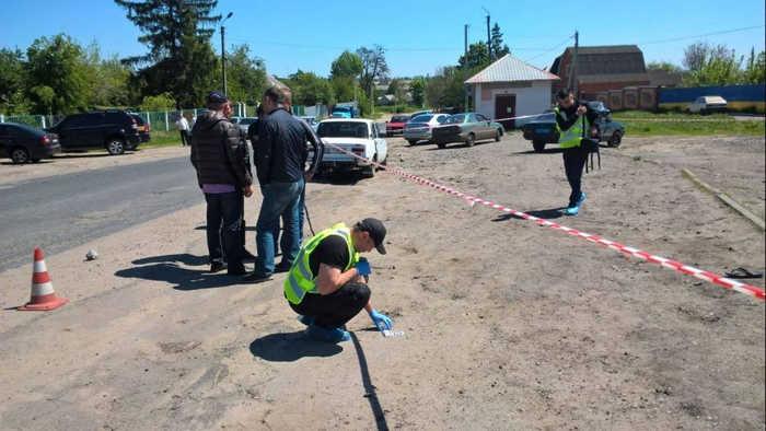 ТЕРМІНОВО!!! В Києві сталася жахлива стрілянина на дорозі, там була ріка крові