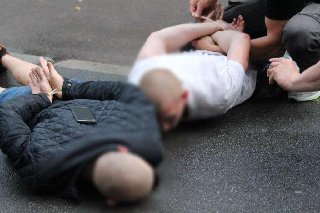 """ТЕРМІНОВО! СБУ попередила напад на столичний офіс """"Батьківщини""""!"""