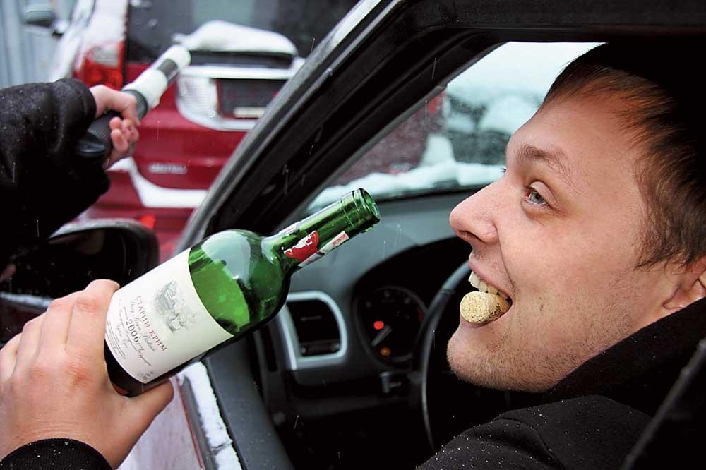 Що ж тепер буде? Стало відомо, як будуть карати водіїв за випивку. Це просто шок