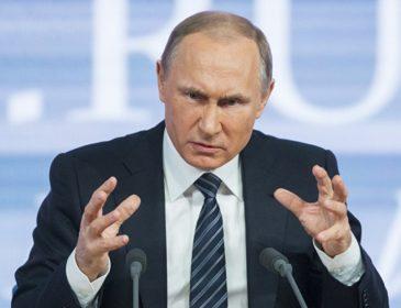 Путіна в Криму викрили за дивним заняттям(ФОТО+ВІДЕО)