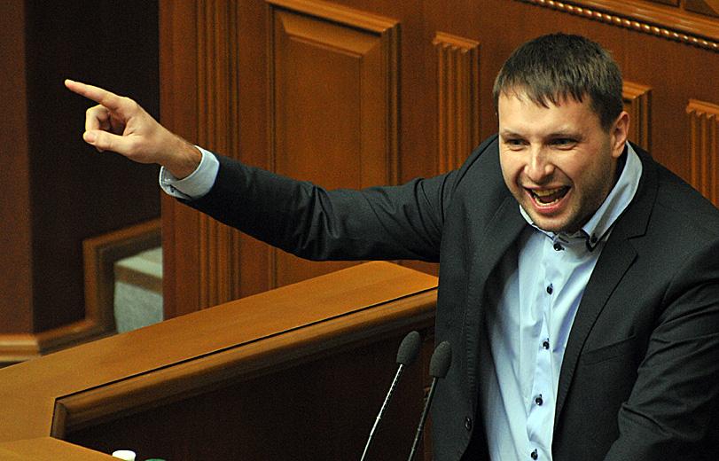 Об'явився!: Нардеп Парасюк ТАКЕ натворив у Тернополі. Тільки не падайте!