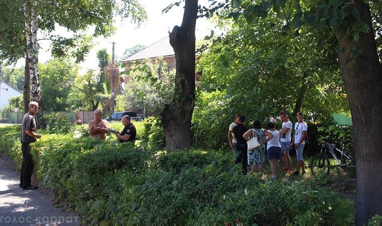Жахливе самогубство у Виноградові! Мешканці і досі не можуть у таке повірити