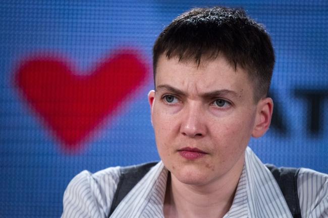 Вона в нього закохана??? Савченко пояснила, чому потиснула Добкіну руку, ці слова просто збивають з ніг