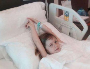 Не будьте байдужими, допоможіть Насті з Краматорська вдруге подолати рак