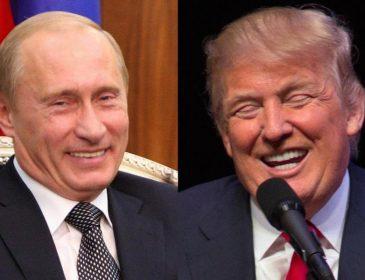 """""""Раунд 2"""": Трамп зізнався, про що 15 хвилин говорив з Путіним. Ви будете приголомшені"""