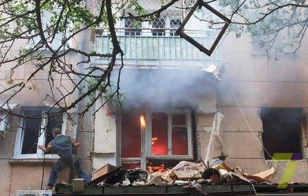 На Рівненщині в багатоповерховому будинку стався потужний вибух