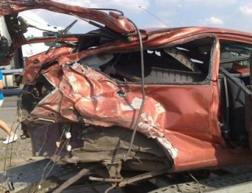 Від машини нічого не залишилось…В моторошній ДТП загинула молода журналістка! Подробиці жахають