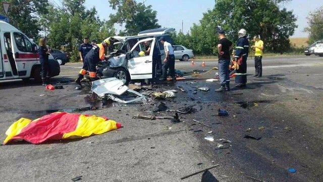 Там було пекло!!! На Київщині сталася страшна ДТП, в якій загинуло 5 людей. Від деталей мороз по шкірі