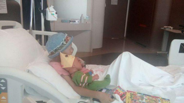 Допоможемо маленькій Насті побороти важку онкологічну хворобу