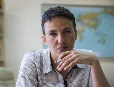 Не дай Бог… Стало відомо, що збирається зробити Надія Савченко, біда на нас чекає