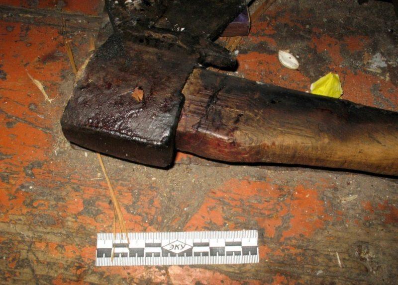 Сокирою і ножем: Псих жорстоко розправився з цілою родиною. Поліцейські від побаченого втратили дар мови