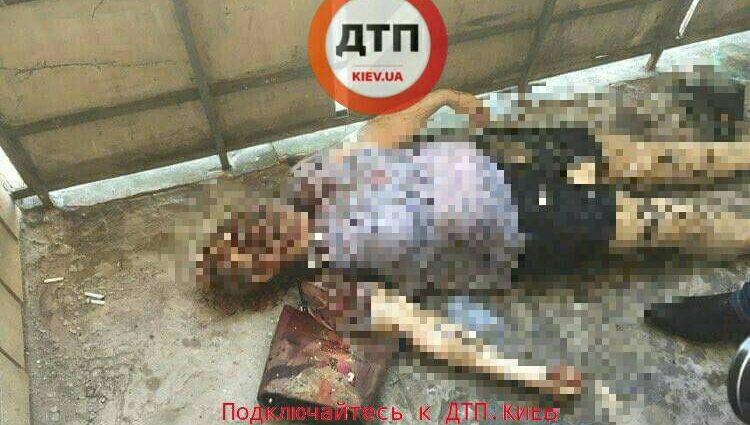 Жінки з проломленими головами…З'явились подробиці моторошного вбивства в Києві. Від цих фото холоне кров у жилах