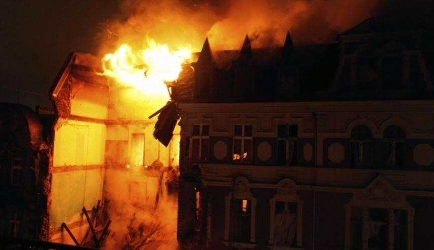 Там було пекло!!! В житловому будинку стався надпотужний вибух, є жертви