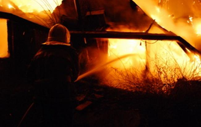 Страшні муки… У Вінницькій області чоловік згорів живцем, там усе згоріло дотла