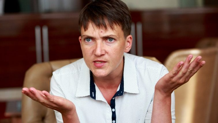 """""""А може вона л….?"""": Савченко ТАКЕ сказала про своє особисте життя. Чоловіки, тримайтесь!"""