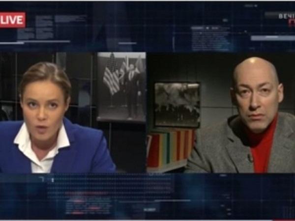 """Скандал у прямому ефірі: Як Гордон """"попустив"""" Королевську на усю Україну. Те, що він сказав поставило Мережу на вуха"""