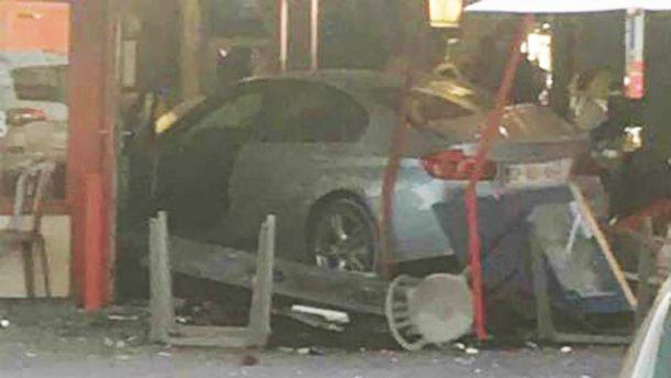 З'явилися шокуючі подробиці про водія, який здійснив наїзд на терасу кафе… Такого не очікував ніхто!