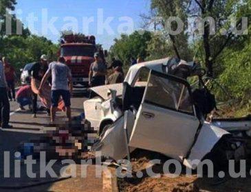 Авто розірвало навпіл!!! Між Ужгородом та Мукачевом сталася страшна ДТП, такого жахіття ви ще не бачили