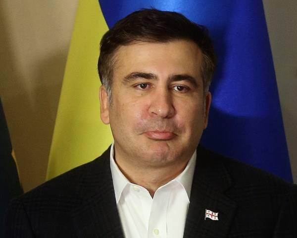 """""""I'll be back"""" … Саакашвілі розповів, як повернеться в Україну.  Це треба почути Порошенку"""
