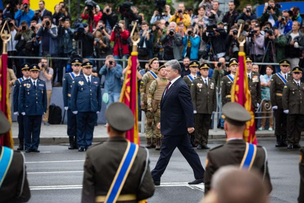 Не пропустіть! Парад на День Незалежності України: дивитися онлайн