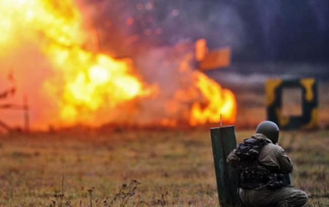 ТЕРМІНОВО!!! Під Києвом на полігоні стався масштабний вибух, велика кількість жертв