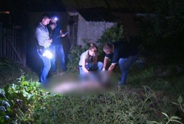 Який жах!!! Чоловік жорстоко вбив свою дружину і закопав її на городі, деталі не для слабких