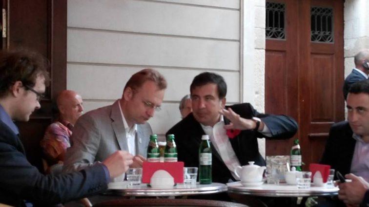 """""""Не забувайте, що я мер Львова…"""": Садовий зробив гучну заяву про Саакашвілі. Оце так сказанув!"""