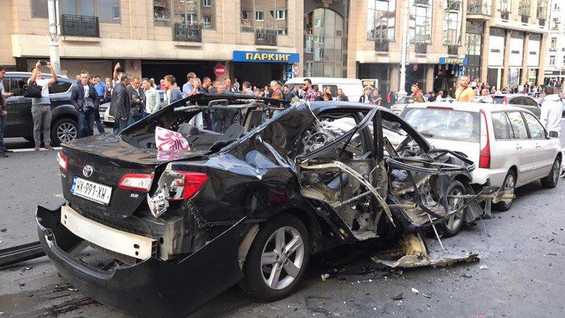 В це важко повірити!!! Стали відомі нові приголомшуючі деталі вибуху в центрі Києва, ця жінка насправді…