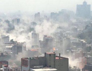 """""""Хитались хмарочоси і руйнувались будівлі"""": Потужний землетрус переполошив цілу країну. Кадри не для слабких"""