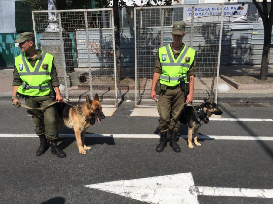 ТЕРМІНОВО! Весь Київ стоїть. Велика кількість правоохоронців, металошукачі, собаки.. А все через…