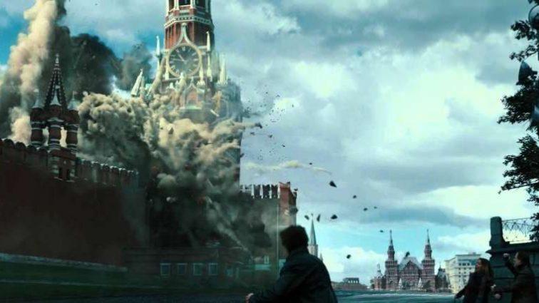 Масова евакуація! У центрі Москви справжнє ПЕКЛО. Там таке коїться, що словами не передати (ВІДЕО)