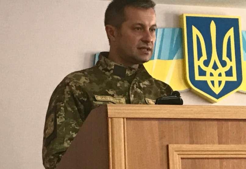 П'яне водіння і замах на вбивство: Скандальні дані про нового військового прокурора сил АТО