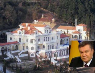 VIP-ФОРТЕЦЯ: В Криму добудували палац Януковича, таких хоромів ще світ не бачив