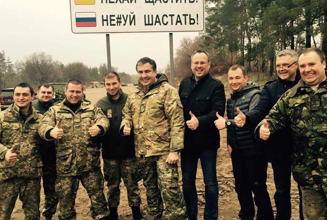Саакашвілі вже в Україні? Політик опублікував фото, які поставили на вуха всю Мережу