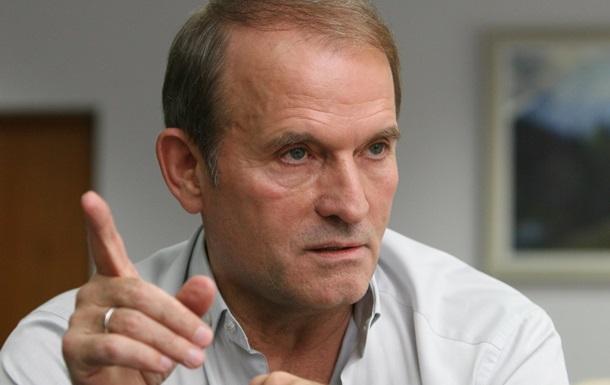 """""""То Япончик, то грузинчік"""": Медведчук прокоментував ситуацію навколо Саакашвілі. І куди він лізе?"""