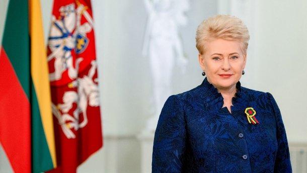 Навіть вона б'є на сполох!!! Президент Литви виступила з терміновою заявою щодо України, ви повинні знати її слова