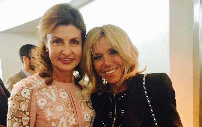 Косить під герцогиню: ЗМІ дізнались, скільки коштують сукні, які вигуляла Марина Порошенко в США. Про такі суми ніхто й подумати не міг