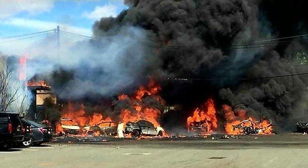 ТЕРМІНОВО!!! Під Харковом сталася страшна авіакатастрофа, розбився літак