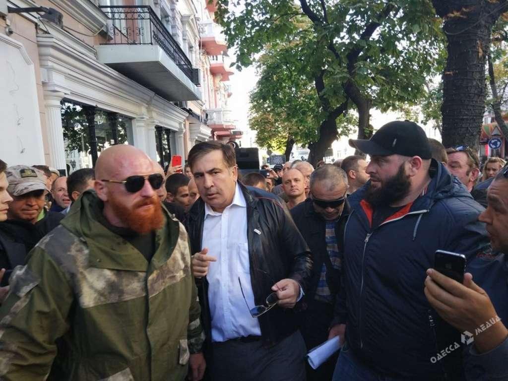 """""""Відрубати голову…"""": Саакашвілі шокував своєю заявою всю Україну. Що там відбувається?"""