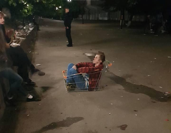 """""""Вершники Апокаліпсису"""":  Студенти КПІ так відсвяткували перше вересня, що соромно всій Україні"""