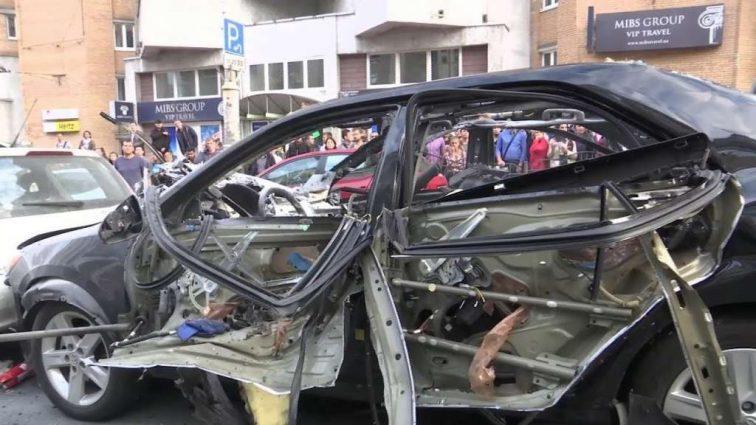 """""""Все в крові та скалічена вибухом мати"""": Стало відомо, що сталось з дитиною, яка була всередині підірваної в центрі Києва машині"""