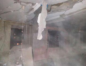 Та що ж це коїться??? Під Києвом відомому бізнесмену кинули гранату просто в будинок, від вибуху все розтрощило